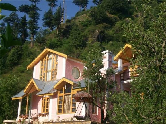 Snow Summer View Cottage, Manali, HP - 4 Bed Room Cottage in the heart of Manali, H P - Manali - rentals