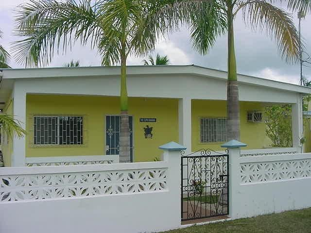 Beautiful Sea View Furnished 2 Bedroom/2 Bath Home - Image 1 - Corozal - rentals