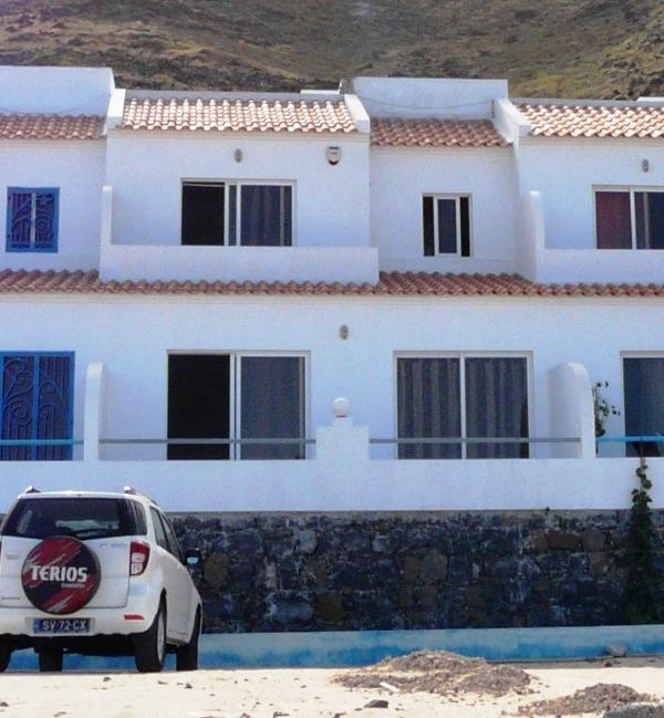Close up of Townhouse - Ocean Veiw Town House - Sao Vicente - rentals
