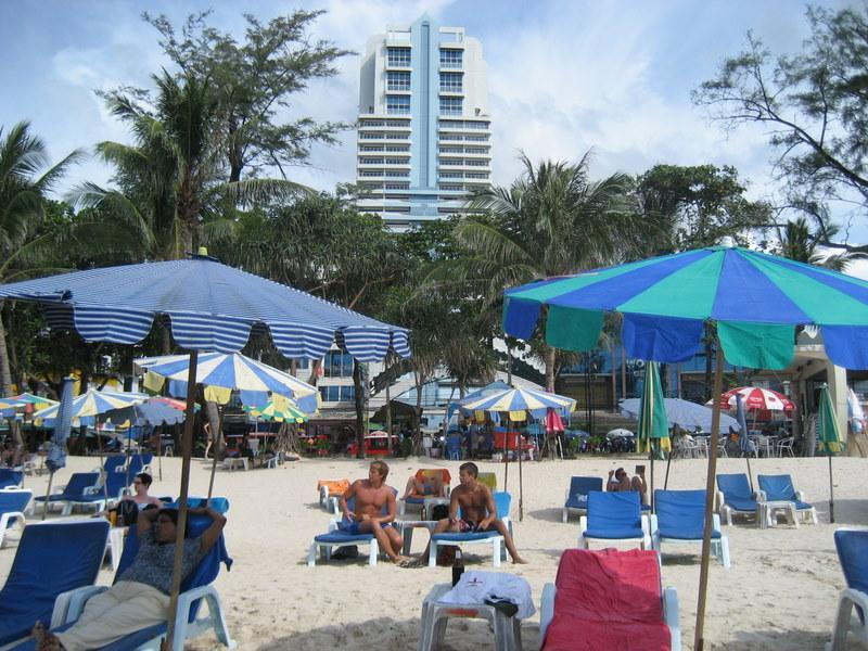 Patong Beach/Patong Tower in Background - Fantastic View Fabulous Location - Patong Beach - rentals