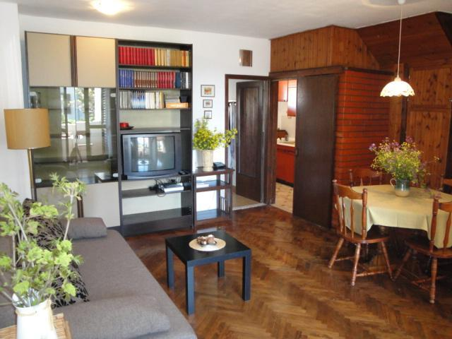Living room with dining table - Apartment Gorica, two floor apartment close to sea - Dubrovnik - rentals
