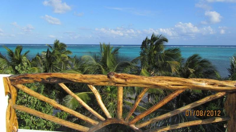 This will be your view..!!! - Enjoy a Belizean Adventure at Casa B'alam...!!! - Ambergris Caye - rentals