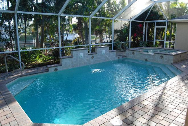 Very nice home Tropical Dream with heated pool&spa - Image 1 - Cape Coral - rentals