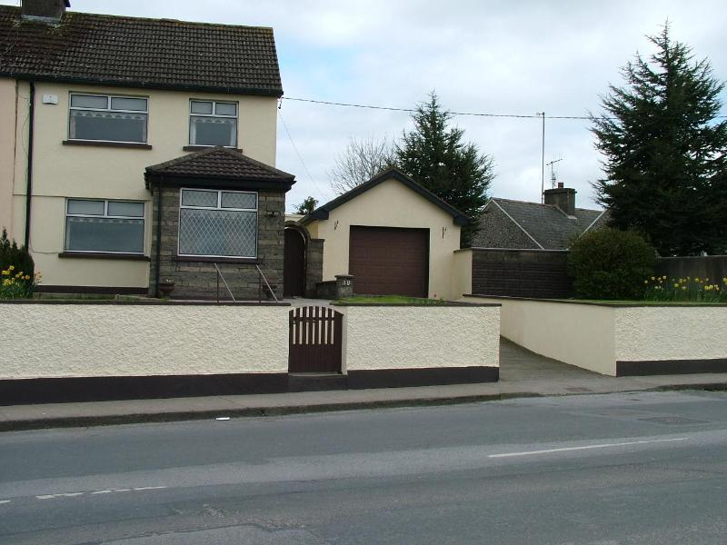 Exterior of Cottage - Cashel Town  Joys self catering Cottage Tipperary - Cashel - rentals