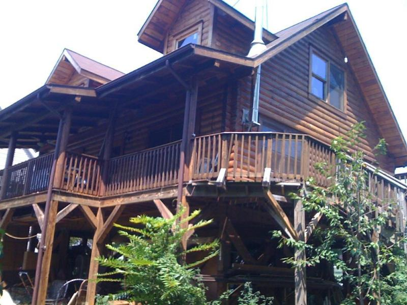 Loghouse - Loghouse Guesthouse near downtown Charlottesville - Charlottesville - rentals