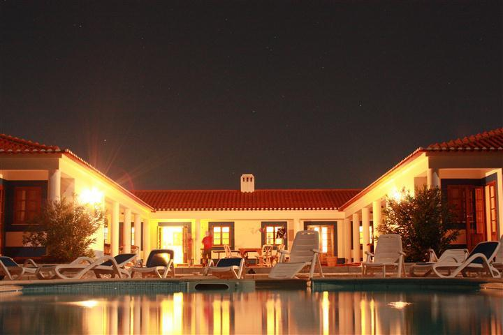 Pool on starry night - 7 Bedroom luxury villa in unspoilt rural location. - Odemira - rentals