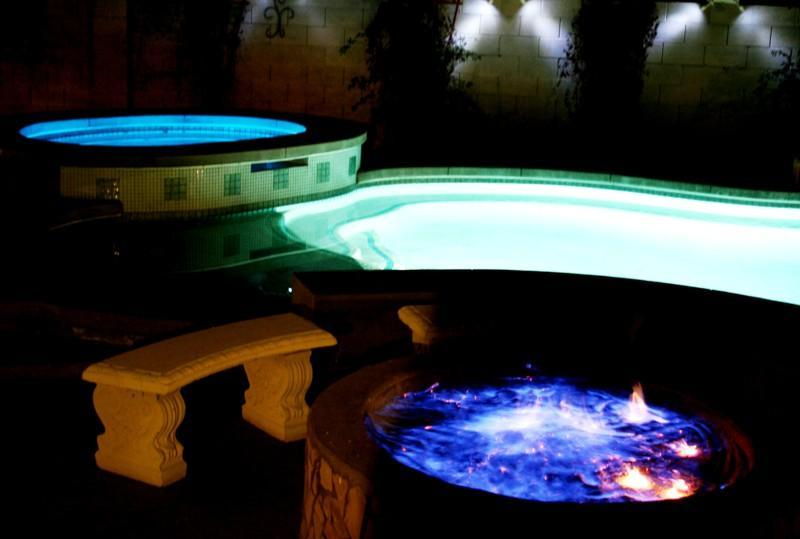 POOL, SPA, & FIRE RING - Privately Gated Estate - Las Vegas - rentals
