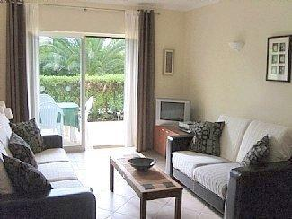 Part of lounge - STYLISH 2 BED APARTMENT, LAGOS, CLOSE TO 3 BEACHES - Lagos - rentals