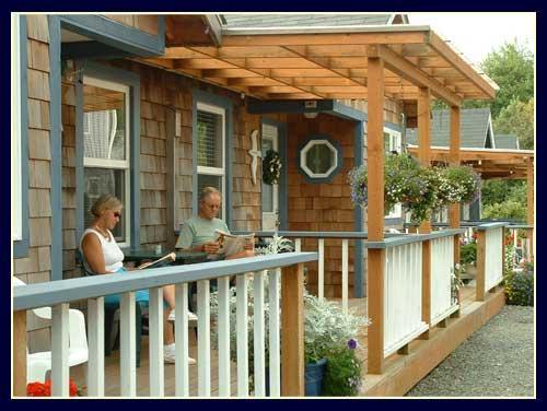 Sea Shell Cottage - Image 1 - Long Beach - rentals