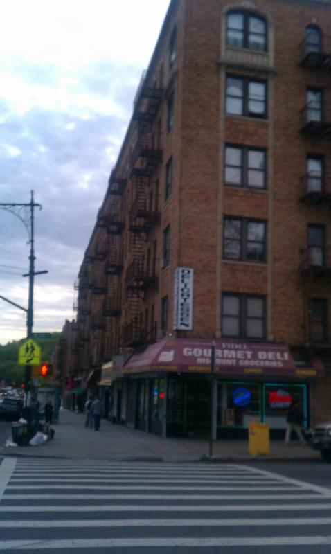 1 Large Bedroom apartment in Washington Heights NY - Image 1 - New York City - rentals