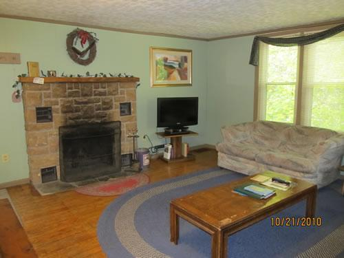 Lodge - Suite 2 At Hominy Ridge - Image 1 - Clarington - rentals