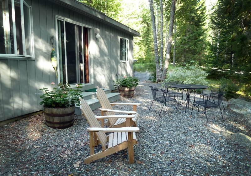 Cottage exterior - Acadia Nat'l Pk 2B/R modern cottage on 6 w/f acres - Trenton - rentals