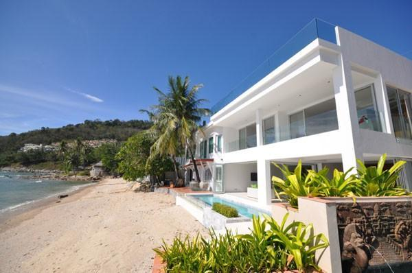Patong Luxury pool Villa on the beach - Image 1 - Patong - rentals