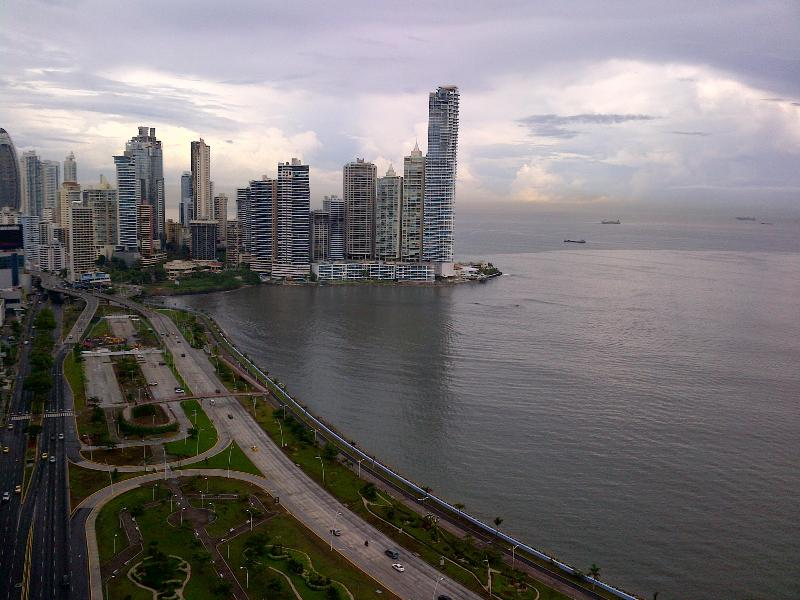Elegant apartment on the bay of panama - Image 1 - Panama City - rentals