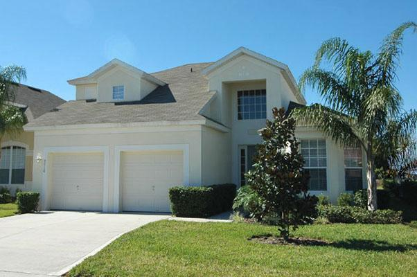 Entrance - 2 Miles to Disney 5BA/5BR Luxury Rental w/Pvt Pool - Kissimmee - rentals