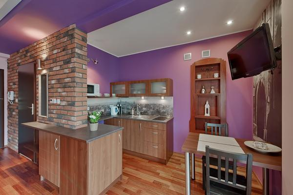 Kitchenette - Beauty of Krakow 1 - luxury apartment for 2 people - Krakow - rentals