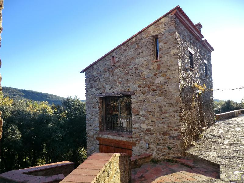 La Rondelle - Secluded property with pool near Oms, Céret - Céret - rentals