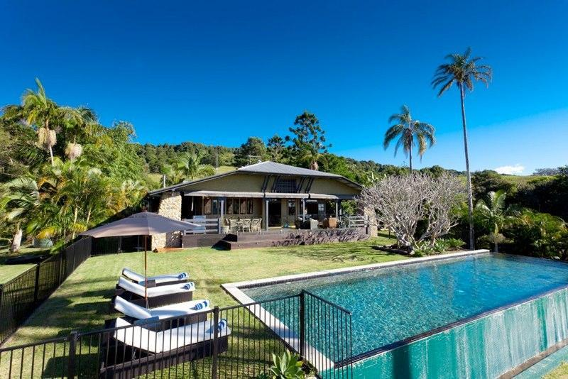 Koreelah Byron Bay Peaceful and private - Koreelah Byron Bay , Luxury farm house - Byron Bay - rentals