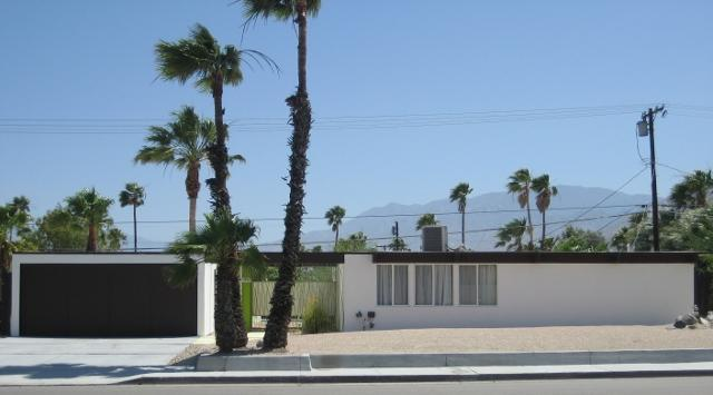 Front of the House - Party Like its 1959 In a Mid-Century Alexander! - Palm Springs - rentals