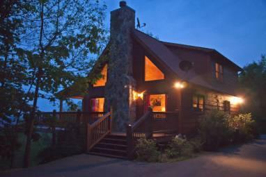 Unequa Lodge - Image 1 - Blue Ridge - rentals
