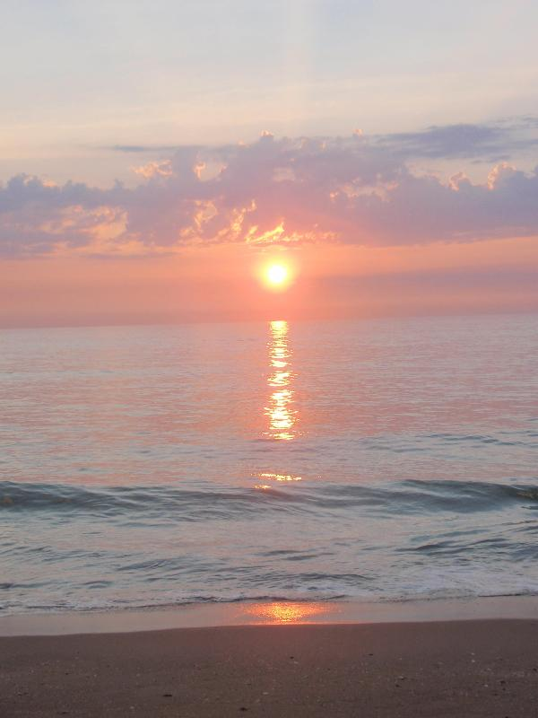 Sunrise on the Beach - Unspoiled Florida at Ocean Village - Fort Pierce - rentals