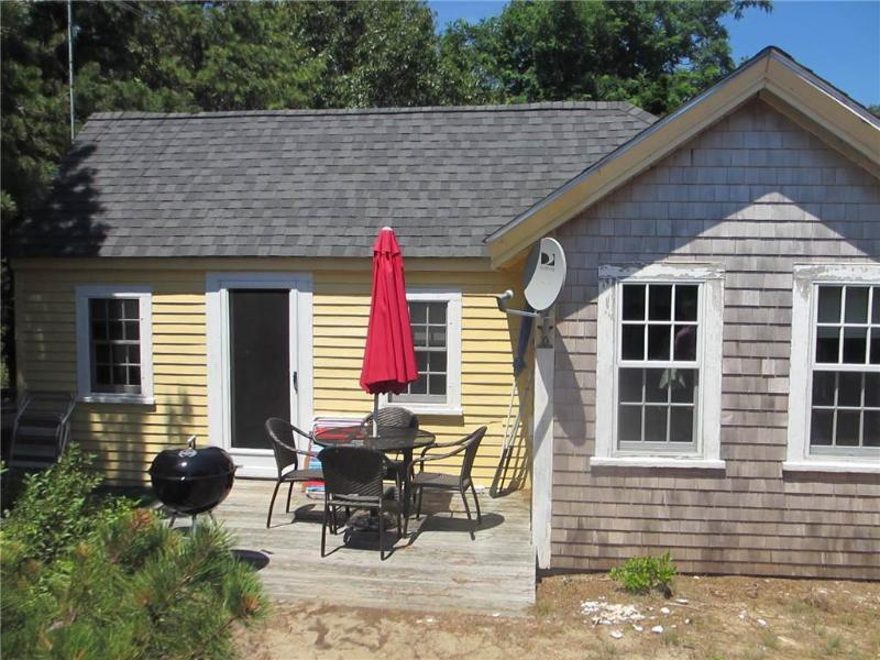 Waterfront 1 Bd Cottage - WROBE - Image 1 - Wellfleet - rentals