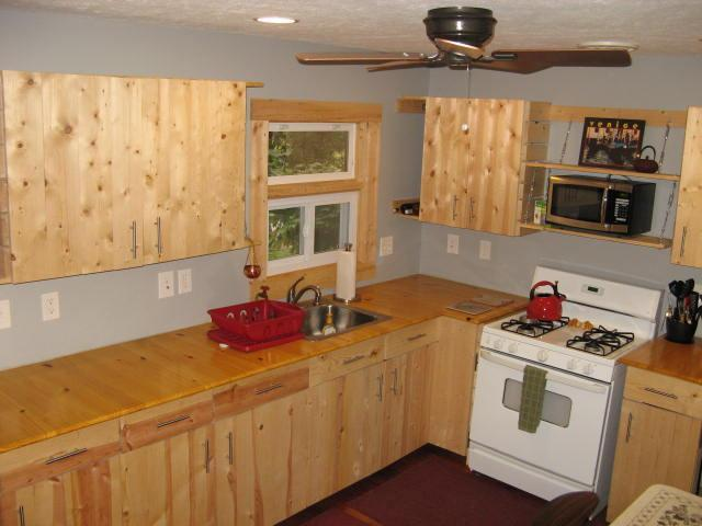 Custom Kitchen Hand made cabinets - Cleveland's Little Italy in University Circle - Cleveland - rentals