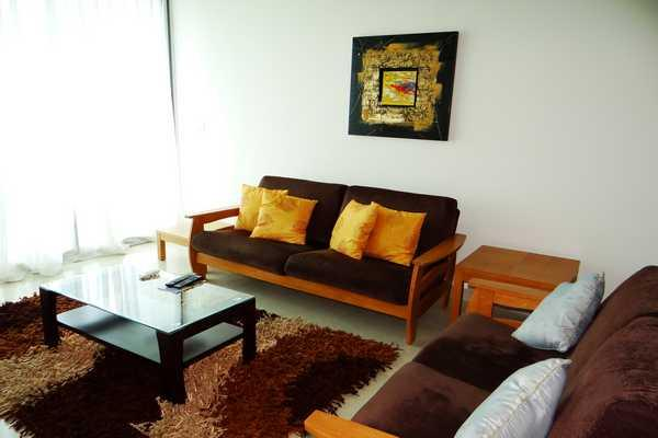 living room - PACIFIC SKY 10BPST - Panama City - rentals
