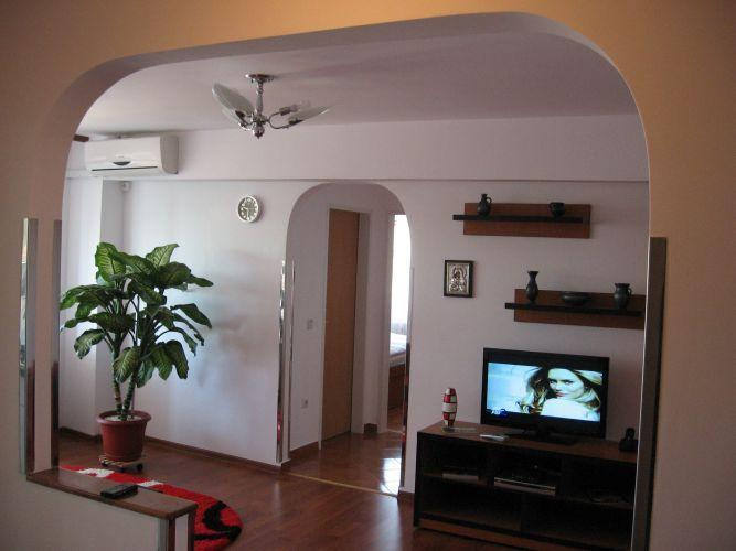 Living Room - Union Apartment, the best stay in Suceava Bucovina - Suceava - rentals