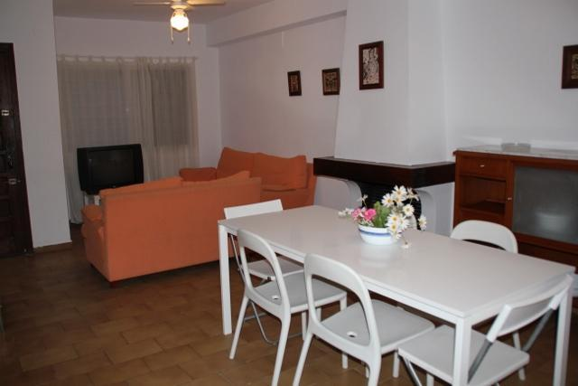 Dining room - Albufera beach Valencia house: 30m from beach - Valencia - rentals