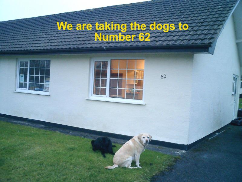 We are taking the dogs to Number 62 - Number 62, Gower Holiday Village - Swansea - rentals