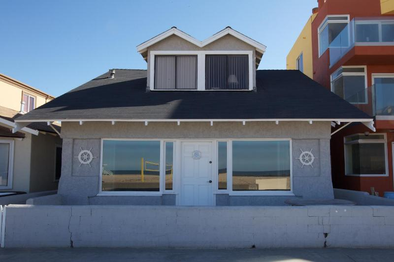 Cottage on the Strand - Oceanfront Cottage on the Strand - Hermosa Beach - rentals