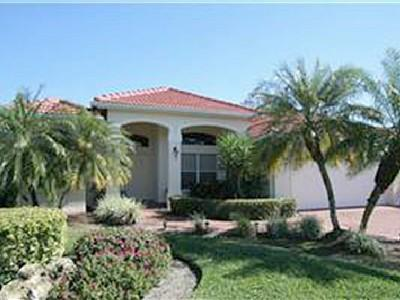 PARDISE.. Single Family Home w/Pool & Golf - Image 1 - Bonita Springs - rentals