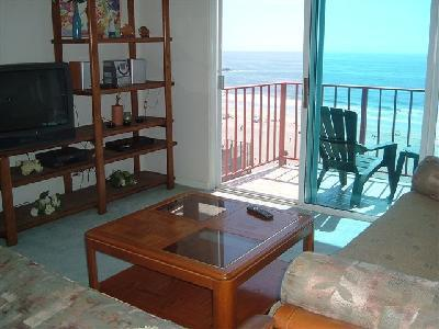 best ocean view in rosarito beach. right downtown - Image 1 - Rosarito Beach - rentals