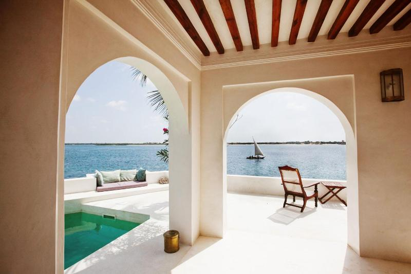 Veiw from the lounge. - Forodhani House, Shela, Lamu - Lamu - rentals