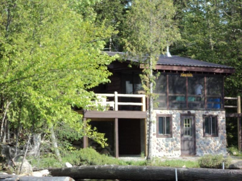 Camp Addele - Adirondack Waterfront Cabin-Secluded Quiet Private - Saranac Lake - rentals