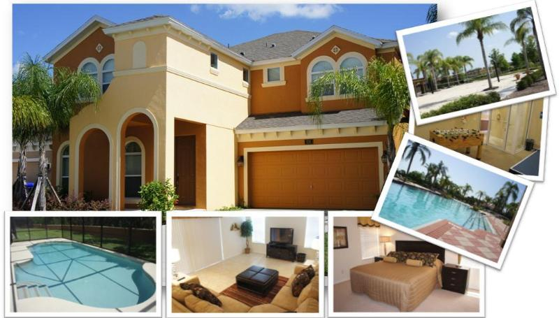 |GREAT HOUSE| 6-BED, PRIV. POOL - Image 1 - Kissimmee - rentals