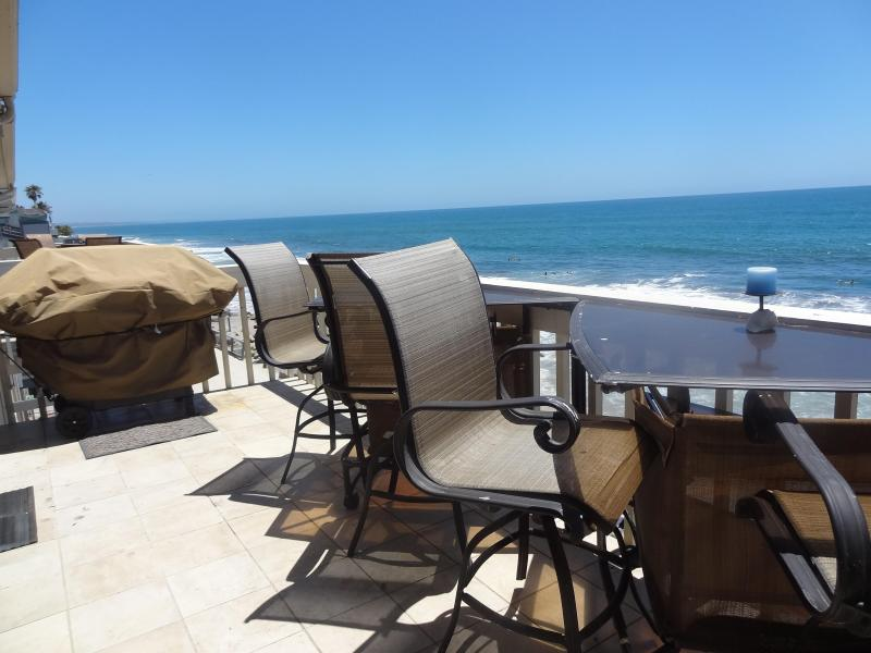 Oceanfront Penthouse With Private Sandy Beach! - Image 1 - Oceanside - rentals