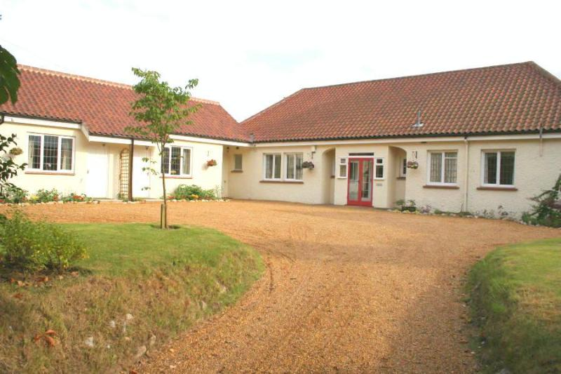 B and B 4* with Silver Award from Visit England - Image 1 - Norwich - rentals