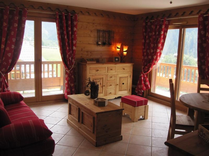 Dining Room - Ski new apartment**** 6 pers, due south, sunny - Champagny-en-Vanoise - rentals