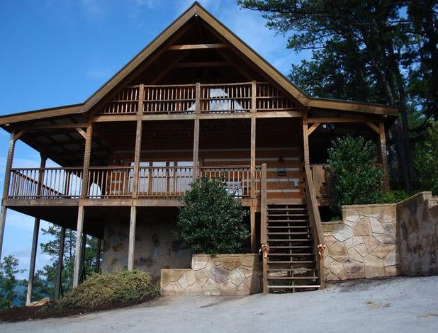 Tippity Top - Image 1 - Sevierville - rentals