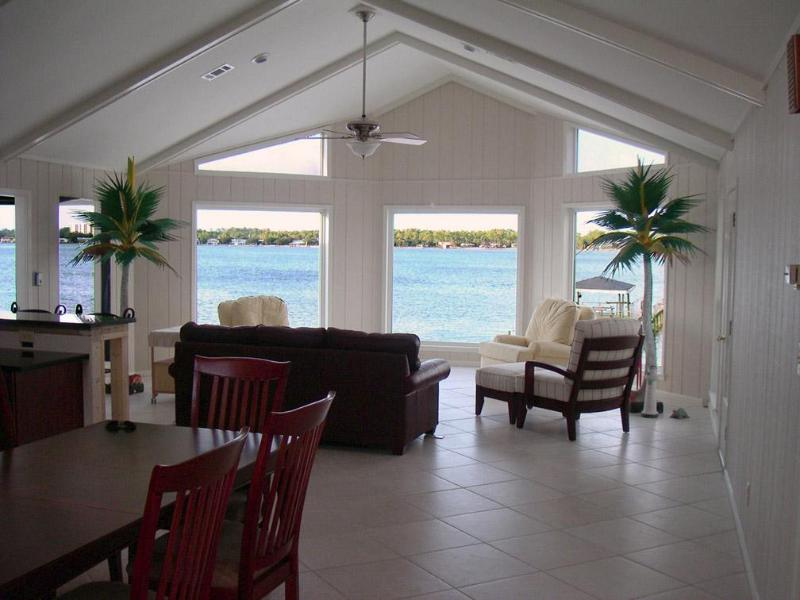 Living Room - Beautiful Beach House - Orange Beach - rentals