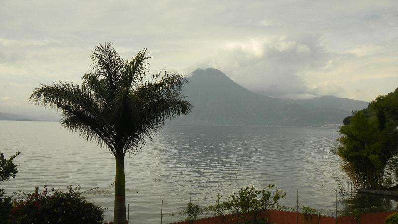 View From Front Porch - Lake Atitlan Villa- Private, Secure, Palatial,View - Jaibalito - rentals