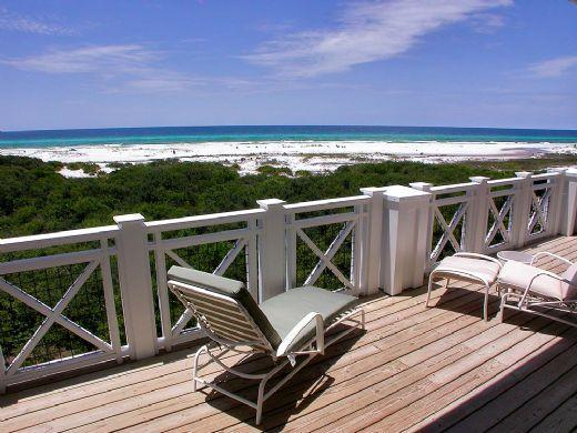 Endless Sea views from very large balcony - Direct Gulffront! Great Views! Beach Club Access! - Watersound Beach - rentals