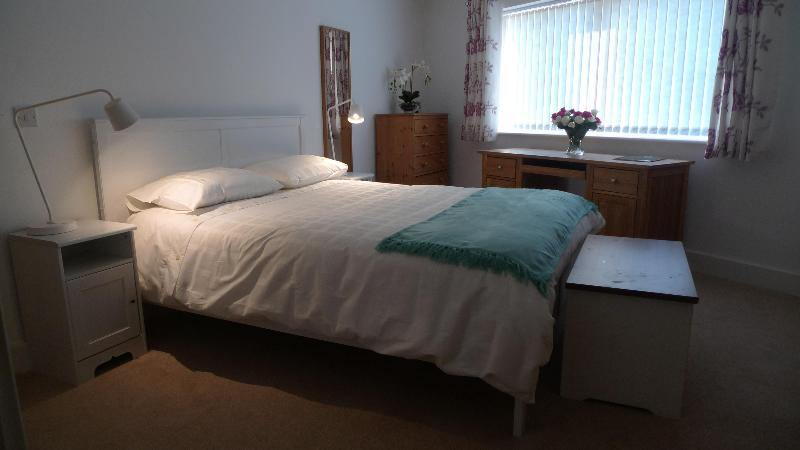 Master bedroom with private bathroom - Luxury Cambridge Apartment with Private Parking - Cambridge - rentals