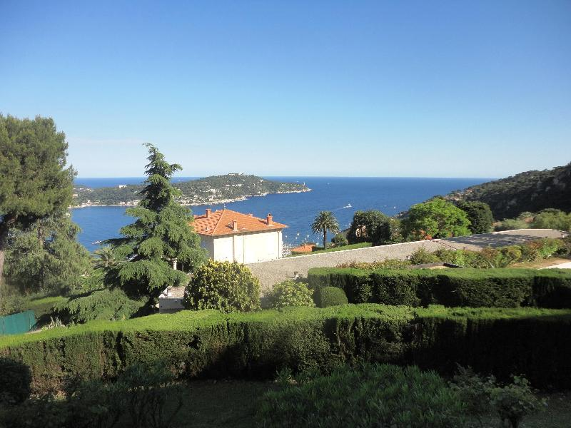 View from apartment terrace - The World's Most Beautiful View at Your Feet - Villefranche-sur-Mer - rentals