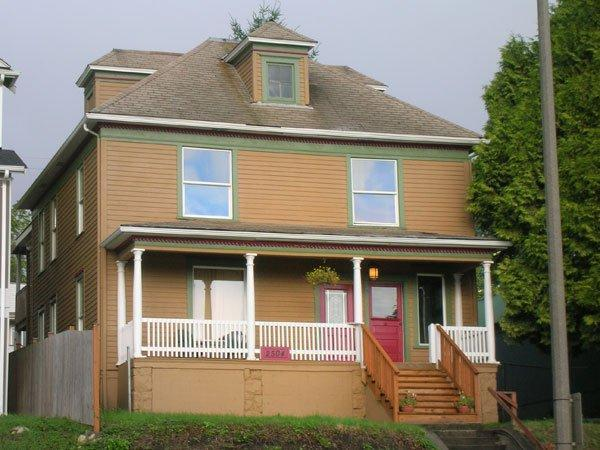 Beutiful Craftman Home - Tacoma Corporate Rental,views, location, amenities - Tacoma - rentals