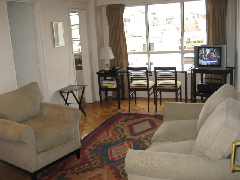 Light filled Living Room - $750 monthly rate: best location! Bright, cheerful - Buenos Aires - rentals