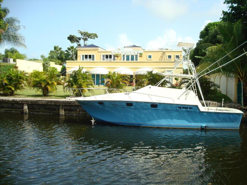Boat available for rent. Fishing, scuba, private charters available - Puerto Rico Fishing & Vacational Home Sleeps 14-18 - Carolina - rentals