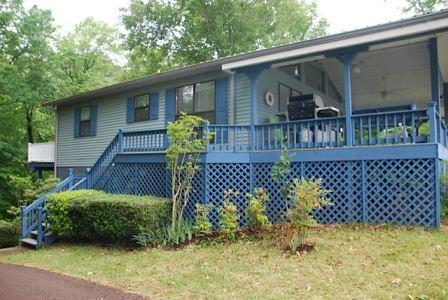 3 bedroom, 2 ba house on the banks of the TN River - Image 1 - Pickwick - rentals
